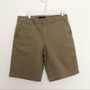 Five Four Harbin Classic Khaki Shorts